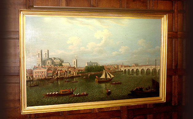 photographs of the ironmongers halls fine art paintings